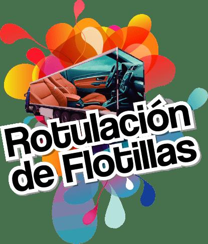 Rotulación de flotillas